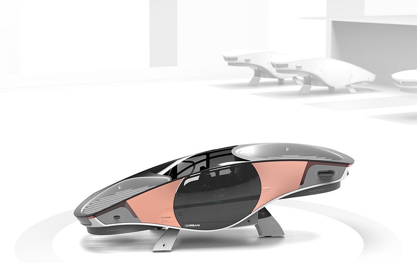 Urban Aeronautics secures US$10 million for CityHawk